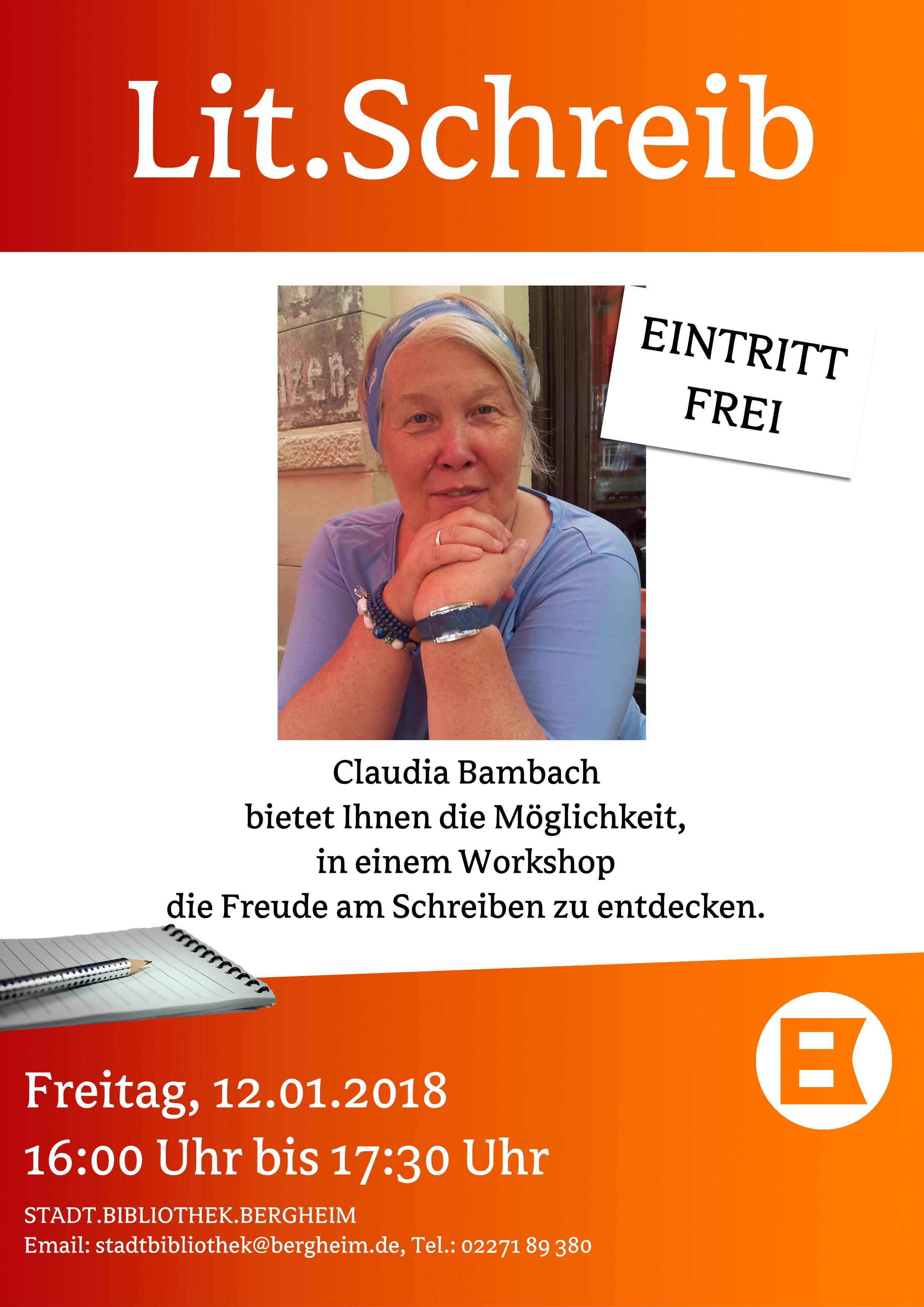 Stadtbibliothek Bergheim > Willkommen