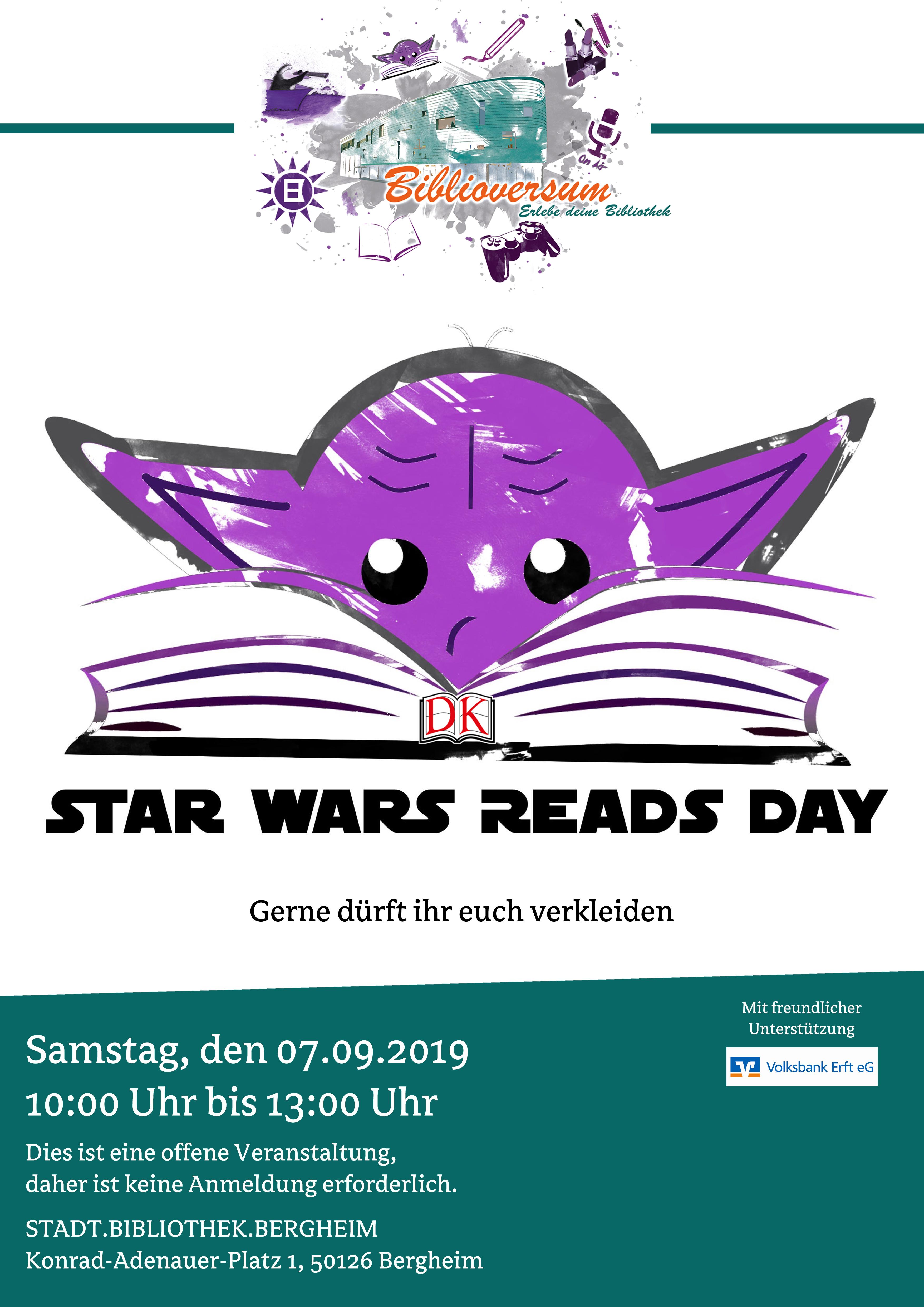 Stadtbibliothek Bergheim > Biblioversum > Veranstaltungen host ...